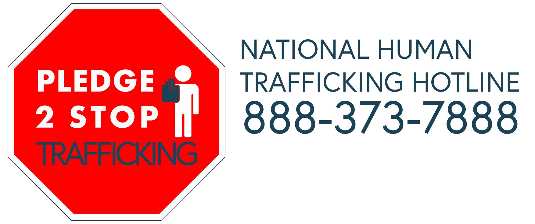 Pledge 2 Stop Trafficking